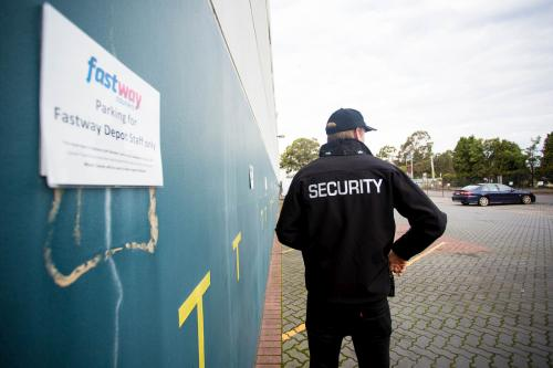 Security Patrols NSW metro