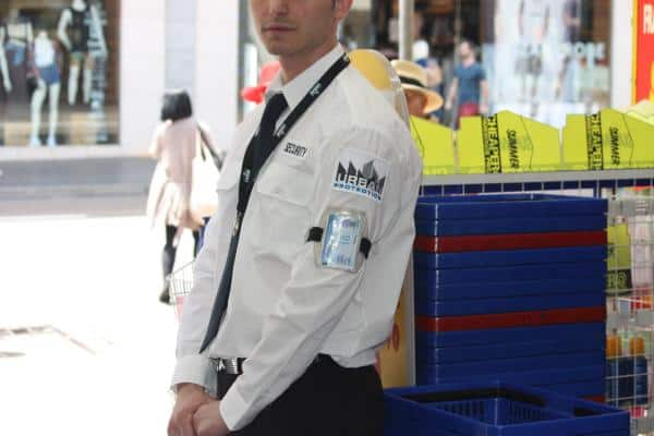shopping centre security Sydney